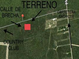 Foto de terreno habitacional en venta en sac-nicte whi9259, sac-nicte, mérida, yucatán, 0 No. 01