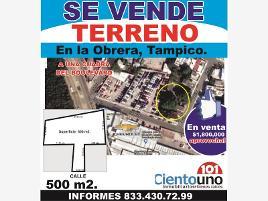 Foto de terreno habitacional en venta en saltillo 101, obrera, tampico, tamaulipas, 0 No. 01