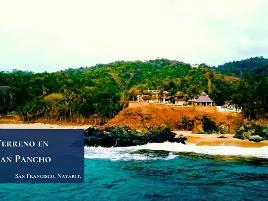 Foto de terreno habitacional en venta en  , san francisco, bahía de banderas, nayarit, 0 No. 01