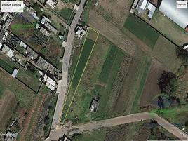 Foto de terreno habitacional en venta en  , san jerónimo zacualpan, san jerónimo zacualpan, tlaxcala, 0 No. 01