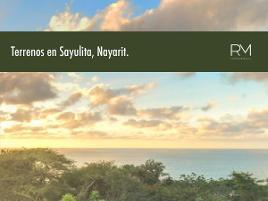 Foto de terreno habitacional en venta en  , sayulita, bahía de banderas, nayarit, 15141103 No. 01