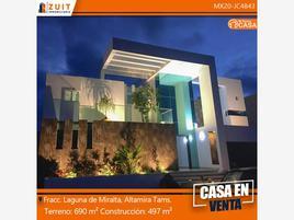 Foto de casa en venta en segunda privada de las marismas 806, residencial lagunas de miralta, altamira, tamaulipas, 0 No. 01