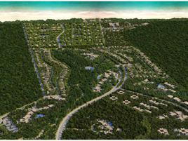 Foto de terreno comercial en venta en selvazama 12, aldea zama, tulum, quintana roo, 0 No. 01