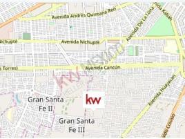 Foto de terreno habitacional en venta en sm 308 calle jupiter lt 13 y 12 , álamos i, benito juárez, quintana roo, 0 No. 01