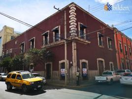 Foto de edificio en renta en s/n , victoria de durango centro, durango, durango, 0 No. 01