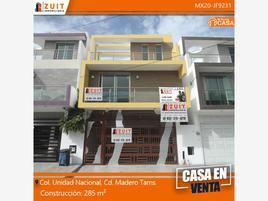 Foto de casa en venta en sonora 303, unidad nacional, ciudad madero, tamaulipas, 0 No. 01