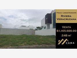 Foto de terreno habitacional en venta en turqueza 34, lomas residencial, alvarado, veracruz de ignacio de la llave, 0 No. 01