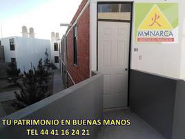 Foto de departamento en venta en violeta 803, torremolinos, san luis potosí, san luis potosí, 0 No. 01
