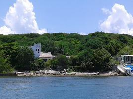 Foto de terreno habitacional en venta en zona federal , isla mujeres, isla mujeres, quintana roo, 0 No. 01