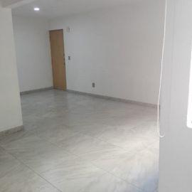 Foto de departamento en renta en Bondojito, Gustavo A. Madero, DF / CDMX, 16199569,  no 01