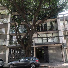 Foto de departamento en renta en Cuauhtémoc, Cuauhtémoc, DF / CDMX, 14422702,  no 01