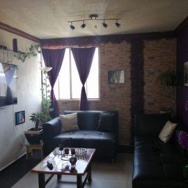 Foto de departamento en renta en Santa Rosa, Gustavo A. Madero, DF / CDMX, 20433184,  no 01