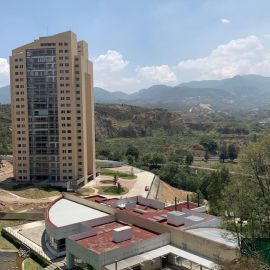 Foto de departamento en venta en Bosque Real, Huixquilucan, México, 20954910,  no 01