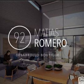 Foto de departamento en venta en Del Valle Centro, Benito Juárez, DF / CDMX, 10425165,  no 01