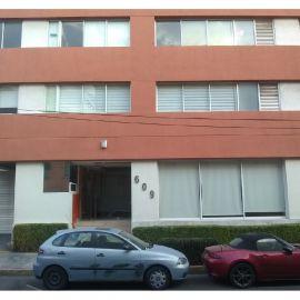 Foto de departamento en renta en Portales Norte, Benito Juárez, DF / CDMX, 21733350,  no 01