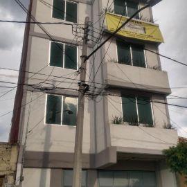 Foto de departamento en renta en La Purísima Ticomán, Gustavo A. Madero, DF / CDMX, 16426481,  no 01