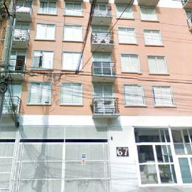 Foto de departamento en venta en San Rafael, Cuauhtémoc, Distrito Federal, 7667762,  no 01