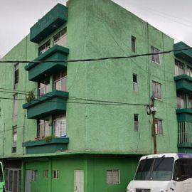 Foto de departamento en renta en Rosas del Tepeyac, Gustavo A. Madero, DF / CDMX, 16733836,  no 01