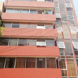 Foto de departamento en venta y renta en Roma Sur, Cuauhtémoc, DF / CDMX, 13543295,  no 01