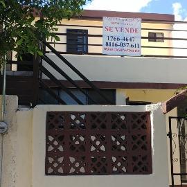 Foto de casa en venta en alfonso martinez dominguez , ricardo flores magón infonavit i, general escobedo, nuevo león, 0 No. 01