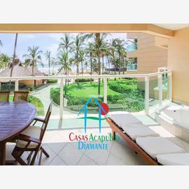 Foto de departamento en venta en avenida costera de las palmas 5 las olas, playa diamante, acapulco de juárez, guerrero, 17225580 No. 01