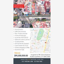 Foto de casa en venta en avenida insurgentes sur 389, hipódromo condesa, cuauhtémoc, df / cdmx, 0 No. 01