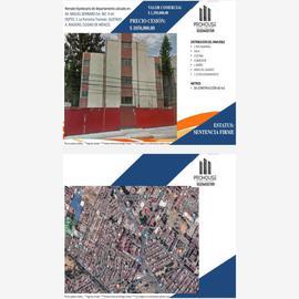 Foto de departamento en venta en avenida miguel bernad 9, la purísima ticomán, gustavo a. madero, df / cdmx, 0 No. 01