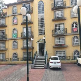 Foto de departamento en renta en avenida toluca 700, olivar de los padres, álvaro obregón, df / cdmx, 0 No. 01