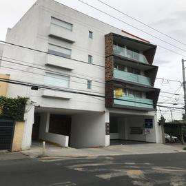 Foto de departamento en renta en avenida toluca , olivar de los padres, álvaro obregón, df / cdmx, 22069861 No. 01