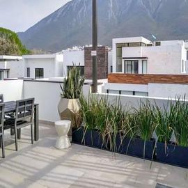 Foto de casa en venta en avenida vía láctea , contry, monterrey, nuevo león, 0 No. 01