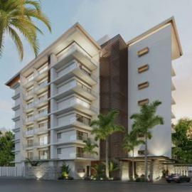 Foto de departamento en venta en calle baikal , residencial fluvial vallarta, puerto vallarta, jalisco, 0 No. 01