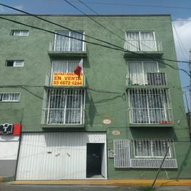 Foto de departamento en venta en calle , san nicolás tetelco, tláhuac, df / cdmx, 6005034 No. 01