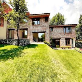 Foto de casa en venta en carretera picacho ajusco , jardines del ajusco, tlalpan, df / cdmx, 0 No. 01