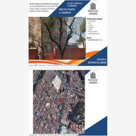 Foto de departamento en venta en cd. de los ministerios 60, tepeyac insurgentes, gustavo a. madero, df / cdmx, 0 No. 01