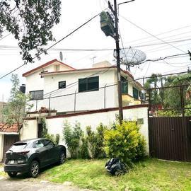 Foto de casa en venta en cerrada de palavon , jardines del ajusco, tlalpan, df / cdmx, 0 No. 01