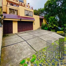 Foto de casa en venta en cerrada mayapan , jardines del ajusco, tlalpan, df / cdmx, 0 No. 01
