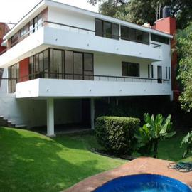 Foto de casa en renta en chapultepec 1, chapultepec, cuernavaca, morelos, 0 No. 01