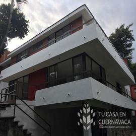 Foto de casa en renta en  , chapultepec, cuernavaca, morelos, 15556657 No. 01