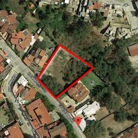 Foto de terreno habitacional en venta en  , club de golf hacienda, atizap?n de zaragoza, m?xico, 6598073 No. 01