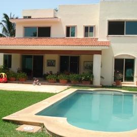 Foto de casa en renta en  , club de golf la ceiba, mérida, yucatán, 3373538 No. 01