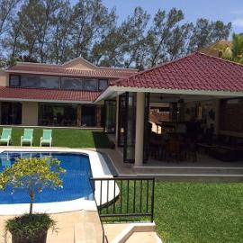 Foto de casa en venta en  , club de golf villa rica, alvarado, veracruz de ignacio de la llave, 4371022 No. 01