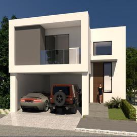Foto de casa en venta en cumbres de santiago, santiago nuevo leon , san pedro el álamo, santiago, nuevo león, 0 No. 01