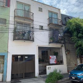 Foto de departamento en venta en Santa Maria La Ribera, Cuauhtémoc, DF / CDMX, 15748480,  no 01
