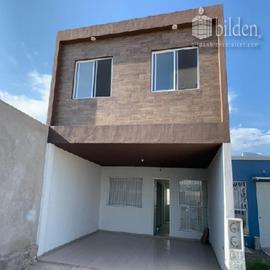 Foto de casa en venta en del canal 100, fraccionamiento san miguel de casa blanca, durango, durango, 13696380 No. 01