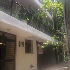 Foto de departamento en renta en Hipódromo Condesa, Cuauhtémoc, DF / CDMX, 14901967,  no 01