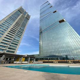 Foto de departamento en venta en edificio top, avenida hidalgo 2404 , obispado, monterrey, nuevo león, 0 No. 01
