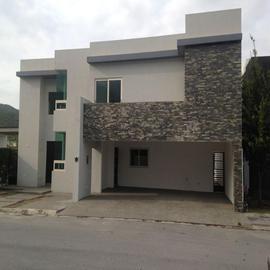 Foto de casa en venta en  , el refugio, monterrey, nuevo león, 14985842 No. 01