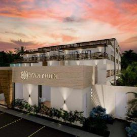 Foto de departamento en venta en Tulum Centro, Tulum, Quintana Roo, 20982652,  no 01