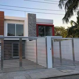 Foto de casa en venta en gaviotas 10, playa linda, veracruz, veracruz de ignacio de la llave, 0 No. 01