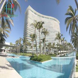 Foto de departamento en venta en h 5, avenida costera de las palmas 5, playa diamante, acapulco de juárez, guerrero, 18748702 No. 01